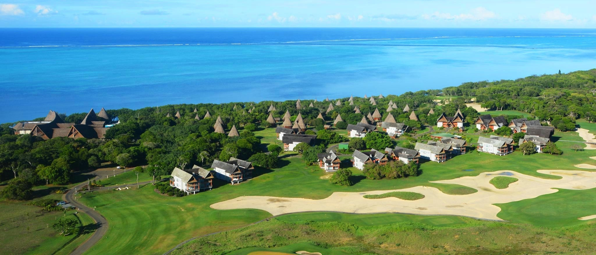 Sheraton New Caledonia Deva Spa & Golf Resort -  Domain